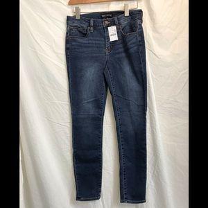 NWT J. Crew Mercantile blue jeans